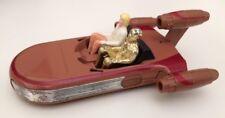 Vintage Star Wars Die Cast LAND SPEEDER Kenner General Mills 1978 Nice Complete!