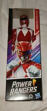"NIB-Power Rangers Mighty Morphin Red Ranger 12"" Action Figure"