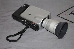 Braun Nizo S800 Super 8 Kamera mit Variogon 1,8/7-80 Objektiv