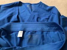 Figs Scrubs Set Blue Women's X Large Top, L/T Pants