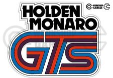 Holden Monaro GTS advert XX Large Decal  - Sticker