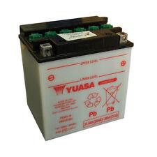 Batterie Moto Yuasa YB30L-B 12V 30AH 300A 168x132x176MM ACIDE OFFERT
