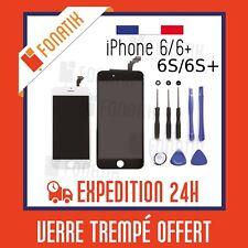 ECRAN LCD VITRE TACTILE RETINA IPHONE 6 / 6 PLUS / 6S / 6S PLUS / NOIR / BLANC