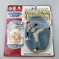 1995 Kenner Starting Lineup Cooperstown Collection Bob Feller NIB MLB