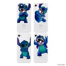 "Lilo & Stitch Case/Cover Apple iPhone 8 (4.7"") + Screen Protector / Silicone Gel"