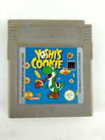 Jeu Nintendo Game Boy en loose VF  Yoshi's Cookie  FAH  Envoi rapide et suivi