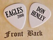 Eagles - Don Henley - The Eagles band logo signature guitar pick -W