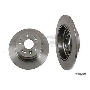 One New Brembo Disc Brake Rotor Rear 25832 42510S9AN00 Honda CR-V