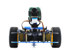 Waveshare AlphaBot Raspberry Pi Robot Building Kit with Raspberry Pi 3 Model B