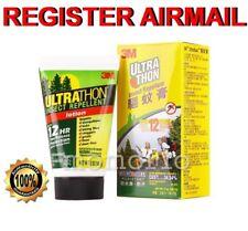3M Ultrathon Mosquito Bug Repellent lotion water splashes sweat Resists rain