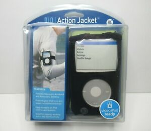 DLO Action Jacket Case with Armband for 80/120/160GB iPod Classic/iPod Video NEW