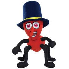 "Bin Weevils - 8"" Soft Toy Clott Red Plush"
