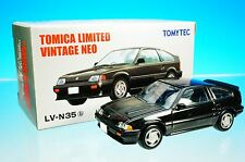 TOMYTEC TOMICA LIMITED VINTAGE NEO LV-N35b Honda BALLADE SPORTS CR-X 1/64 New!!