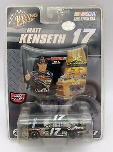 NEW Winner's Circle Matt Kenseth #17 NASCAR Stock Car 1:64 Roush Fenway Racing