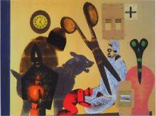 Concetto Pozzati - Tecnica mista - cm 56 x 76 - anno 2004
