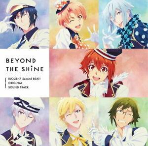 IDOLISH7-SECOND BEAT! ORIGINAL SOUNDTRACK BEYOND THE SHINE-JAPAN 2 CD G88