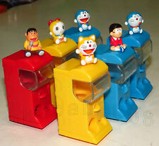 Bandai Doraemon Gashapon Draw machine gashapon figure (full set of six figures)