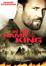 In the Name of the King: A Dungeon Siege Tale (DVD, 2008)
