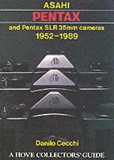 Asahi Pentax and Pentax SLR 35mm Cameras, 1952-89 by Danilo Cecchi (Hardback,...