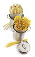 Demeyere Specialties Spargeltopf Pastatopf Nudeltopf Kochtopf 4,5 Liter 14 cm