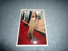 Rachel Blanchard signed autógrafo 13x18 cm en persona Clueless-la caos-Clique