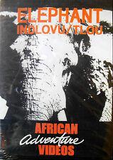 Elephant Indlovu/Tlou Hunting DVD by African Adventure Videos