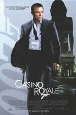 Casino Royale Intl Ver A Original Movie Poster Doube Sided 27X40