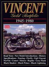 Vincent BLACK SHADOW BOOK 1945-1980 PRINCE LIGHTNING CORNET METEOR 60 articles