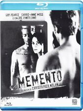 Memento [2000] (Blu-ray) Guy Pearce, Joe Pantoliano, Carrie-Anne Moss