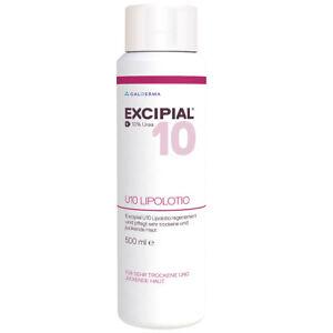 EXCIPIAL U10 LIPOLOTIO Lotion 500 ml PZN:09228934