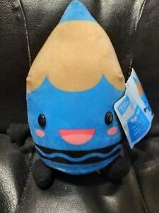 """Crayola Blue Pencil 11"""" Stuffed Plush NWT Sega By Hallmark NEW WITH TAGS"""