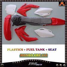 for Honda Crf150r Plastics Fairing Kit Seat Fuel Tank Crf150r 2007 - 2014