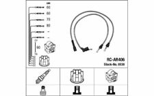 NGK Juego de cables encendido ALFA ROMEO 75 GTV ALFETTA GIULIETTA SPIDER 90 0530