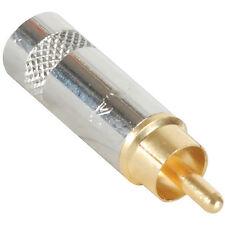 Rean NYS352G RCA Plug Gold