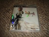 Final Fantasy XIII-2 (Sony Playstation 3, 2012) ps3 new