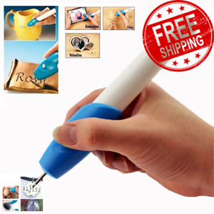 Portable Electric Engraving Pen For Jewellery Carving Pen Machine Grave