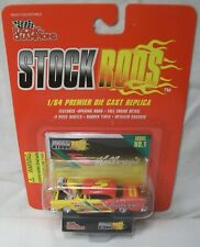 RARE RACING CHAMPIONS STOCK RODS 1/64 TERRY LABONTE #5 1957 CHEVY 1997 DIECAST