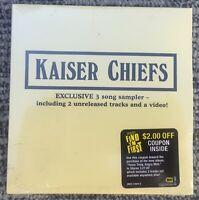 Kaiser Chiefs CD Single Promo 2Songs + Video Exclusivo Nuevo Precintado