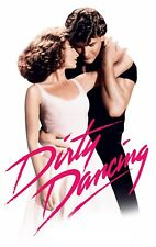 Dirty Dancing Iron On Transfer For T-Shirt & Other Light Color Fabrics #1