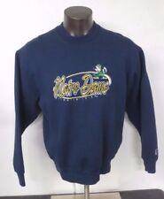 Pro Player Notre Dame University Fighting Irish Sweatshirt  L Crewneck 50/50