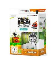 Nintendo 3DS juego Chibi robo cremallera Lash disponible de inmediato