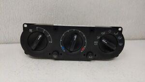 2006-2010 Ford Explorer Ac Heater Climate Control 6l24-18c612-ba 116460
