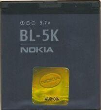 GENUINE NOKIA BL-5K BATTERY FOR NOKIA C7-00 N85 N86 8MP ORO X7-00 701 1200mAh