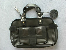 0c98b2bbeb ecco Black Leather Handbag (Very Good Condition)