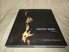 Timothy White - Portraits, Hardcover