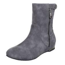 Mittlerer Preis Damen Schuhe Rieker Stiefelette grau Y8863