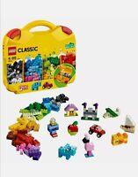LEGO 10713 Classic Creative Suitcase 213 Pieces Age 4 - 99 Ideas included