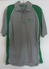 Da Uomo Heineken Rugby Camicia Verde Manica Corta XL