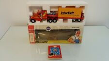 Joal Kenworth Truck & Low Loader Trailer J&T Miller InterExit Container 1:50 MIB