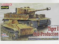 Dragon 6866 Bausatz Tiger I Mid-Production s.Pz.Abt.508 3.Kp. w/Zimmerit M.1:35